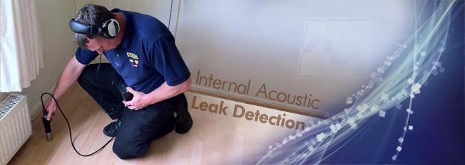 A d i leak detection plumbers in high wycombe for The leaky pipe carries more water