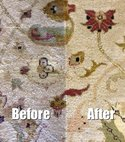 Square thumb indo persian carpet   rug cleaning woking