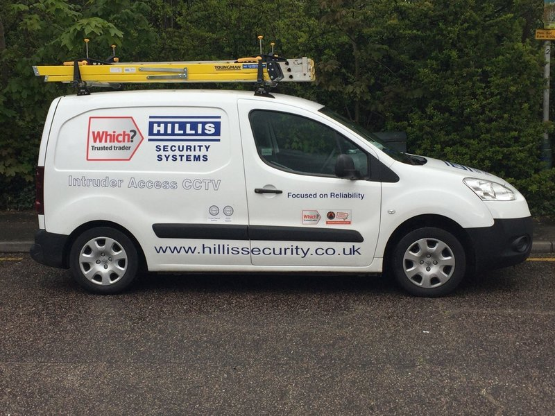 Hillis Security Systems Ltd Alarm And Security Equipment