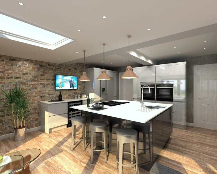 Uk Kitchens Kitchen Fitters In Nottingham Nottinghamshire