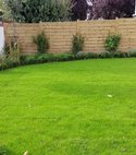 Square thumb turfing and palnting expersts supply and lay service