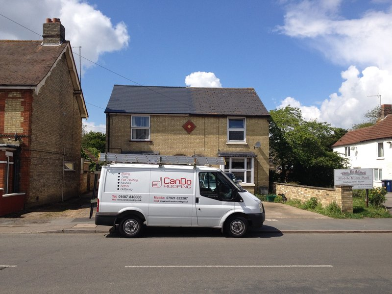 Cando Roofing Roofers In St Neots Cambridgeshire