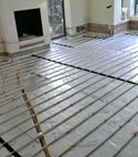 Square thumb underfloor heating hampstead