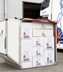 Square thumb airfreight companies telford