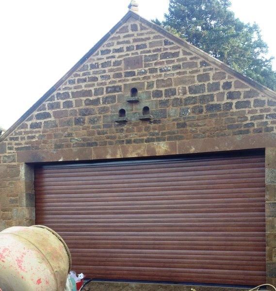 Square thumb richard spencer 1 & Cherwell Industrial Doors Ltd - Garage door repairs and ... pezcame.com