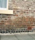 Square thumb rising damp