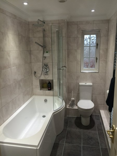 Nightingale Bathrooms Ltd Bathroom Fitters In West