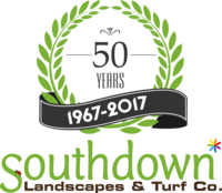 Profile thumb southdown 50 year logo lockup colour