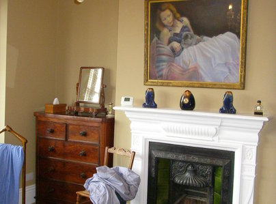 Primary thumb queens park brighton bedroom 1 painting and decorating claypaint fireplace renovation. 1