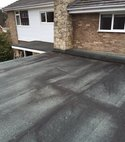 Square thumb 3 layer flat roof 2
