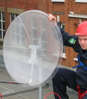 Square thumb jon and perspex dish 003