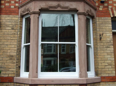 Primary thumb sash window repairs