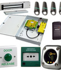 Square thumb access control package