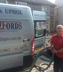 Square thumb carpet cleaning andy crawfords weston super mare somerset