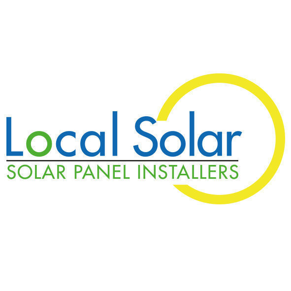 Gallery large local solar logo badge