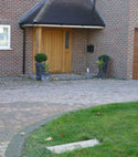 Square thumb driveways farnborough