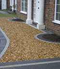 Square thumb block paving churt