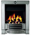 Square thumb gas fire
