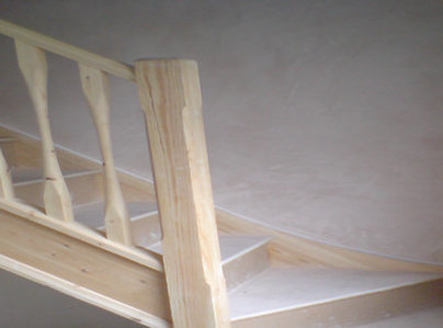 Primary thumb stairs