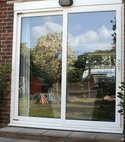 Square thumb double glazed patios doors 002