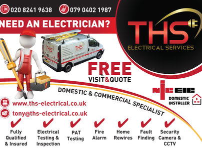 Primary thumb ths electrical services