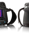 Square thumb thermal imaging camera