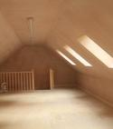 Square thumb loft conversion example