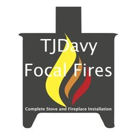 Profile thumb focal fires name logo