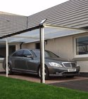 Square thumb carport canopy lean to 123v