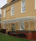 Square thumb patio glass veranda uk
