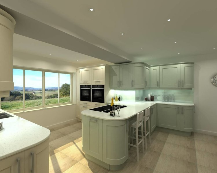 Kitchen Designers Nottingham. Square thumb design 9 UK Kitchens  Kitchen fitters in Nottingham Nottinghamshire