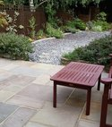 Square thumb garden landscaping palmers green n13