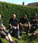 Square thumb the lads aston elms june 15 tea in the morning
