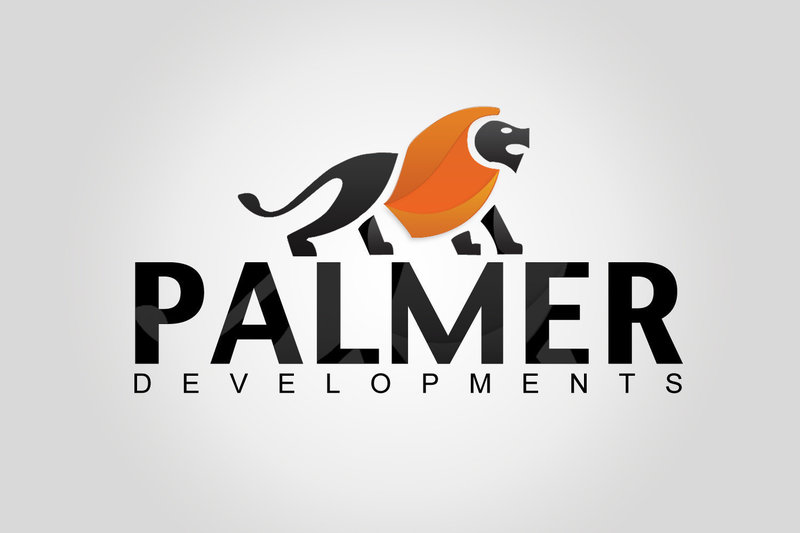 Gallery large palmer developments logo