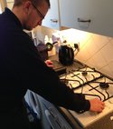 Square thumb cooker   hob repairs