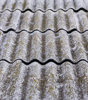 Square thumb asbestos roofing sheets