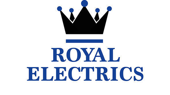 Gallery large royal electrics logo small