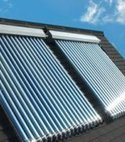Square thumb medium solar heating panel