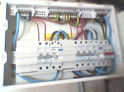 Primary thumb recent consumer unit fit. layout