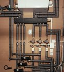 Square thumb boiler pipe work4