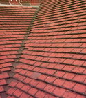 Square thumb bingley roofing rosemary tile valley