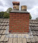 Square thumb bingley roofing chimney
