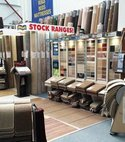 Square thumb carpets leicester