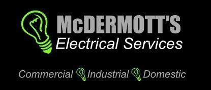 Gallery large mcdermotts electrical logo