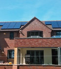Square thumb pv system huntingdon