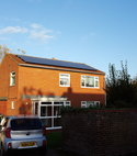 Square thumb solar pv cambridge