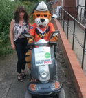 Square thumb castleford tigers and alex from parkgate mobility 1