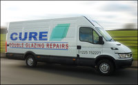 Profile thumb cure double glazing repairs van
