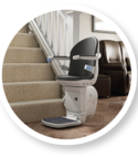 Square thumb companionstairlift 1000
