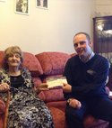 Square thumb mrs harding stairlift winner